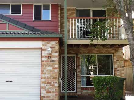 Townhouse - 21/85 Muriel Av...