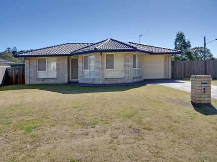 House - 1 Willowburn Drive,...