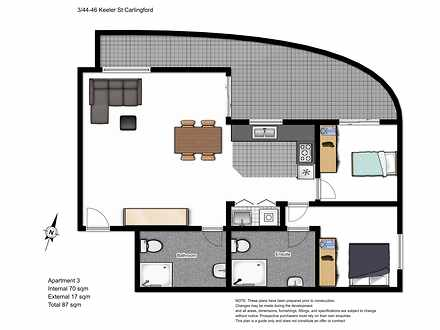 Apartment - 30-34 Keeler St...