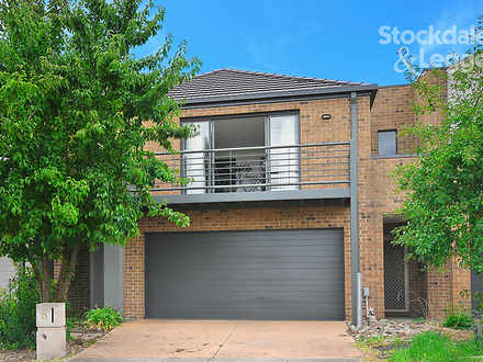 11 Chocolate Lilly Street, Epping 3076, VIC Townhouse Photo