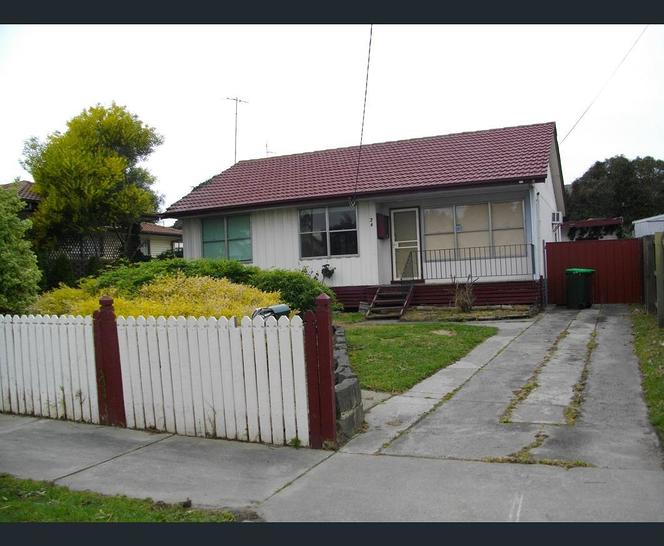 House - 24 Little Crescent,...