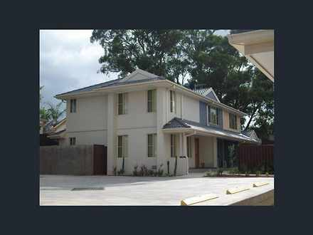Townhouse - 1/82 Balmoral S...