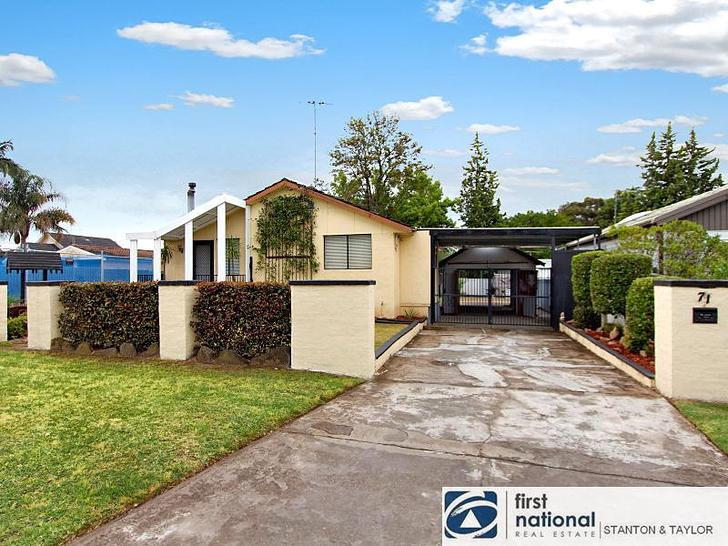 House - 71 Canberra Street,...