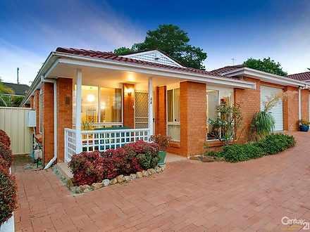 1/6 Whitbar Way, Cherrybrook 2126, NSW Duplex_semi Photo