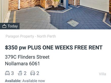 Villa - 379C Flinders Stree...