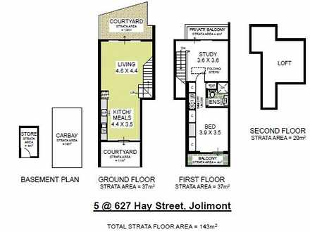 Apartment - Hay Street, Jol...