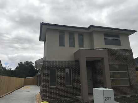 Townhouse - 1/233 Widford S...