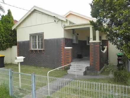 House - 43 Frederick Street...