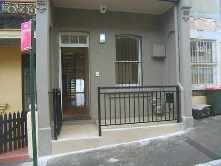 Terrace - 3 Newman Street, ...