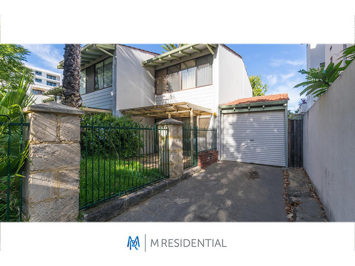 Townhouse - 1/41 Mill Point...