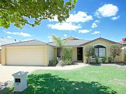 House - 21 Evandale Road, D...