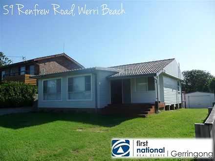 House - 59 Renfrew Road, We...