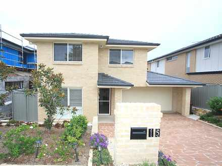 House - 15 Collingridge Way...