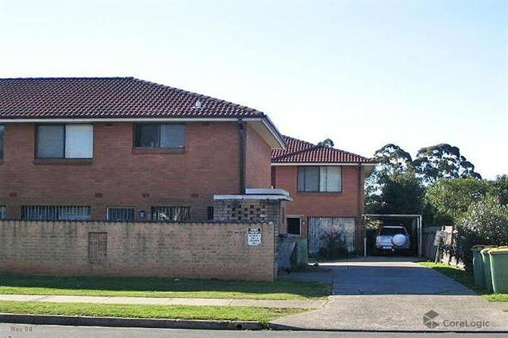 Townhouse - 3/55-59 Canley ...