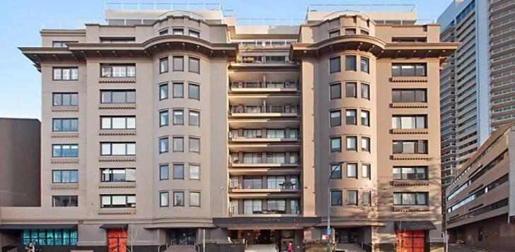 Apartment - 301/9-15 Bayswa...